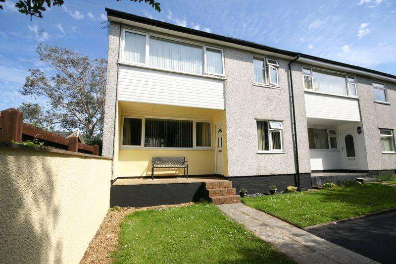 3 Bedrooms Terraced House for sale in Llangefni Anglesey