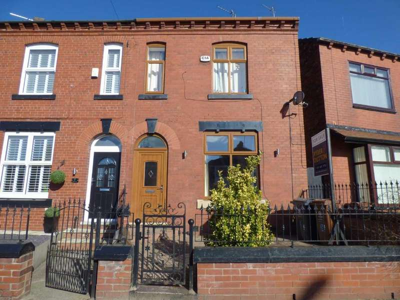 3 Bedrooms Semi Detached House for sale in Lord Lane, Failsworth, Manchester, M35
