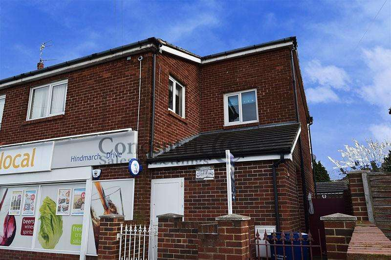 4 Bedrooms Flat for rent in Hindmarch Drive, Boldon