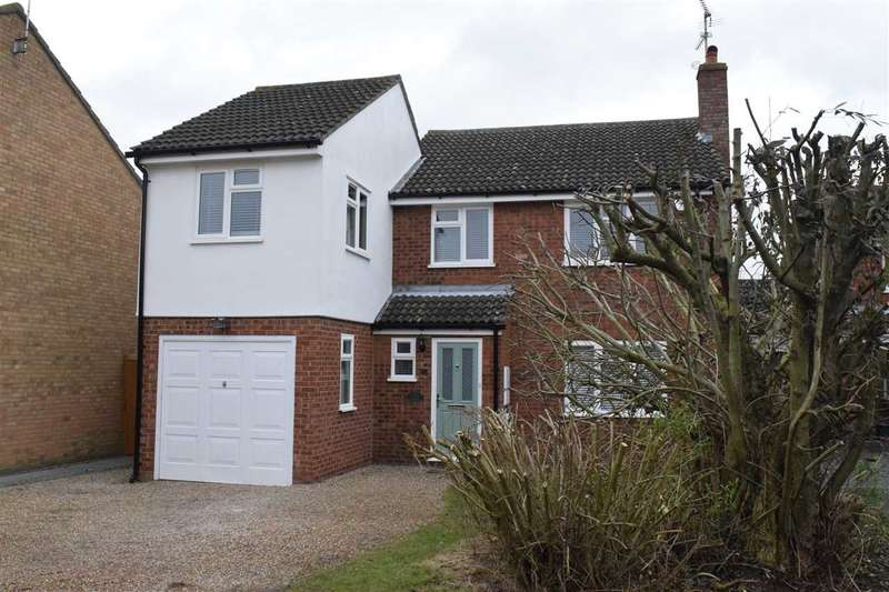 4 Bedrooms Detached House for sale in Quilp Drive, Newlands Spring, Chelmsford