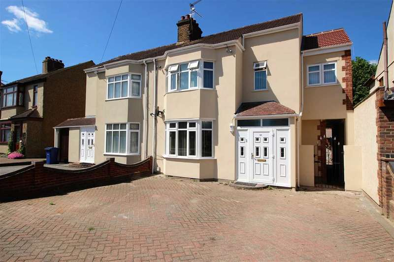 4 Bedrooms Semi Detached House for sale in Premier Avenue