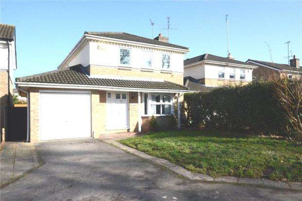 4 Bedrooms Detached House for sale in Penwood Gardens, Bracknell, Berkshire