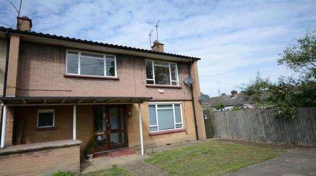 2 Bedrooms Maisonette Flat for sale in Horton Road, West Drayton