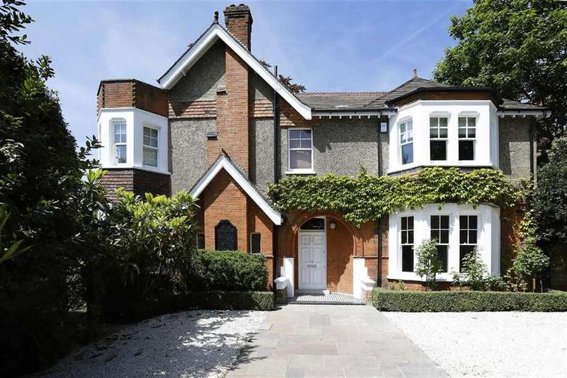 6 Bedrooms Detached House for sale in Red Post Hill, Dulwich, London