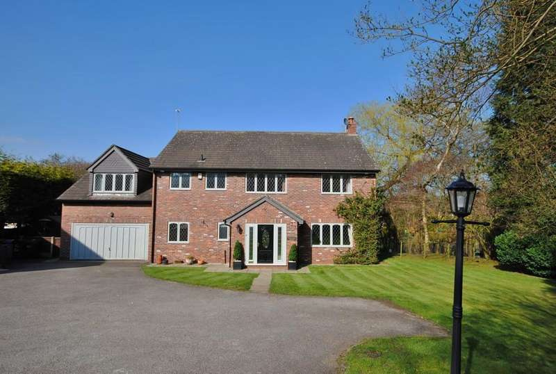 5 Bedrooms Detached House for sale in Ashbrook Drive, Prestbury