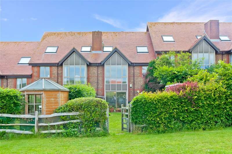 4 Bedrooms Terraced House for sale in Rottingdean Place, Falmer Road, Rottingdean, Brighton, BN2