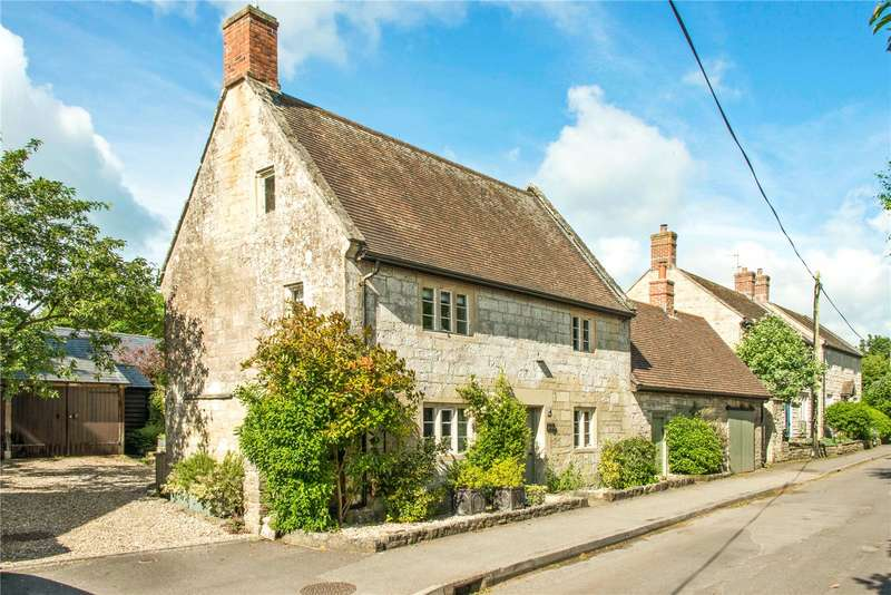 4 Bedrooms Detached House for sale in Chilmark, Salisbury, Wiltshire, SP3