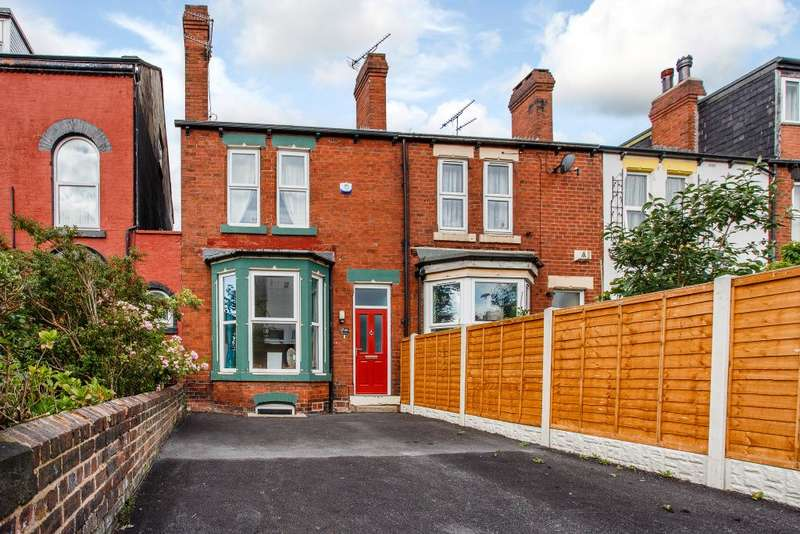 3 Bedrooms Terraced House for sale in Cemetery Road, Leeds, West Yorkshire, LS11 8SU