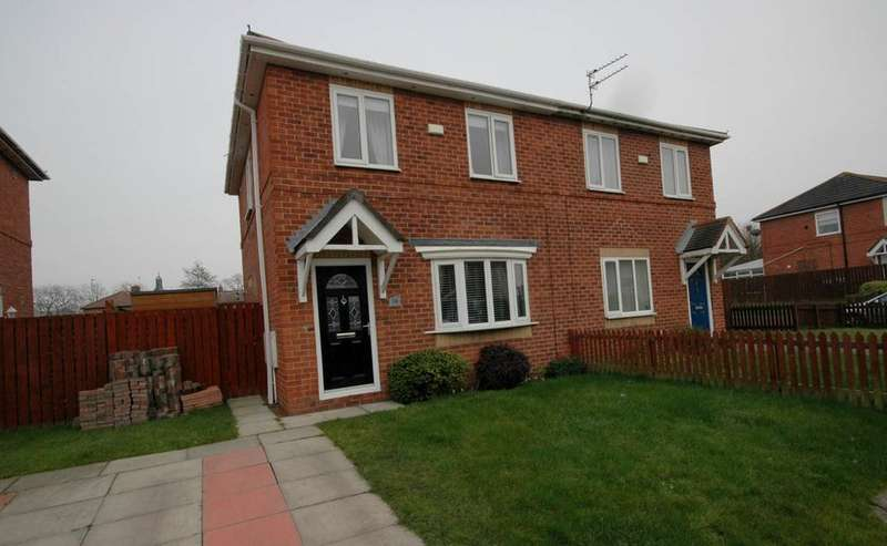 2 Bedrooms Semi Detached House for sale in Primrose Avenue, South Shields