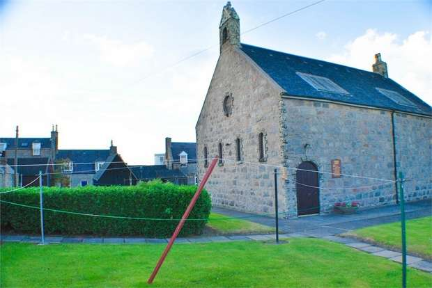 4 Bedrooms Detached House for sale in North Square, Aberdeen