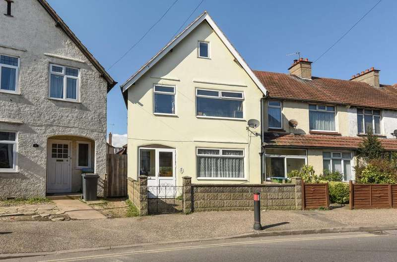 3 Bedrooms Semi Detached House for sale in Longford Road, Bognor Regis, PO21