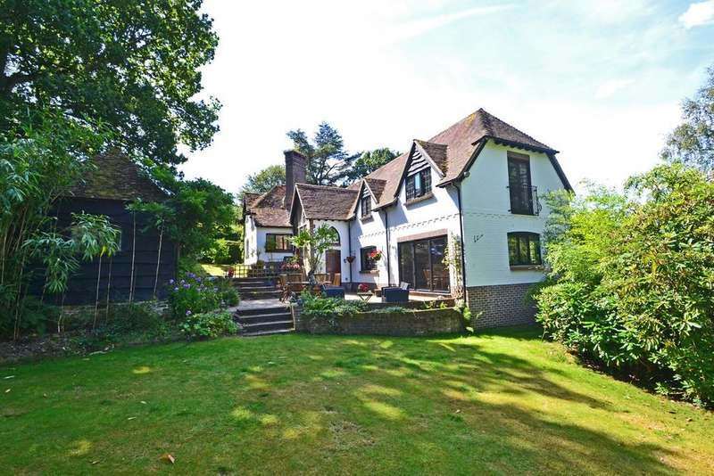 4 Bedrooms Detached House for sale in West Chiltington, West Sussex RH20