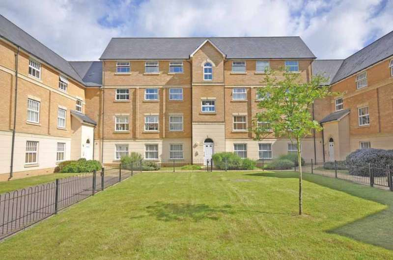 2 Bedrooms Apartment Flat for sale in Malyon Close, Braintree, CM7