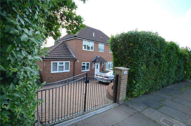 2 Bedrooms Detached House for sale in Kingsway, Aldershot, Hampshire