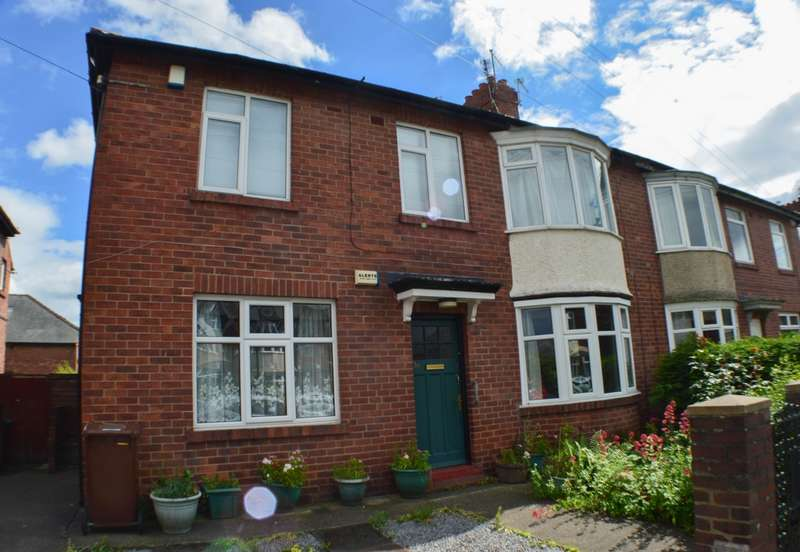 2 Bedrooms Flat for sale in Heaton Park View, Heaton, NE6