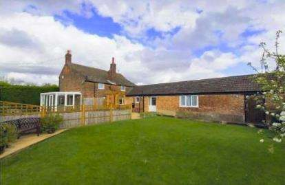 3 Bedrooms Detached House for sale in Wigtoft Road, Sutterton, Boston, Lincolnshire