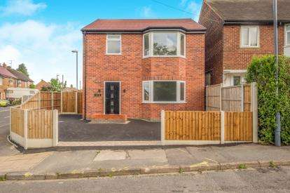 3 Bedrooms Detached House for sale in Maine Drive, Chaddesden, Derby, Derbyshire