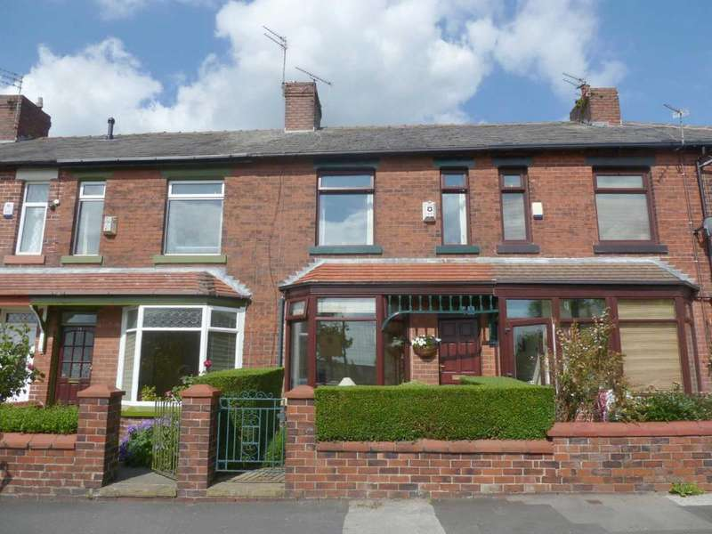 2 Bedrooms Terraced House for sale in Lyndhurst Road, Hollins, Oldham, Lancashire, OL8