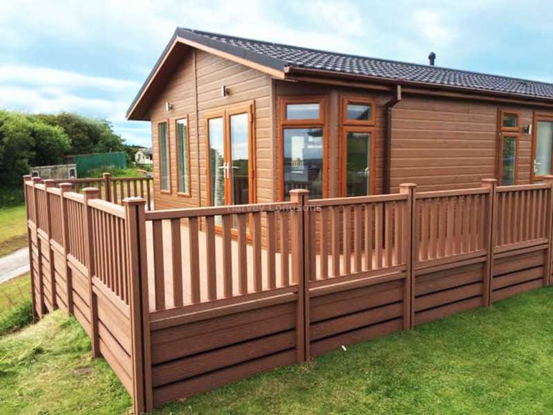 2 Bedrooms Lodge Character Property for sale in Millom, Cumbria