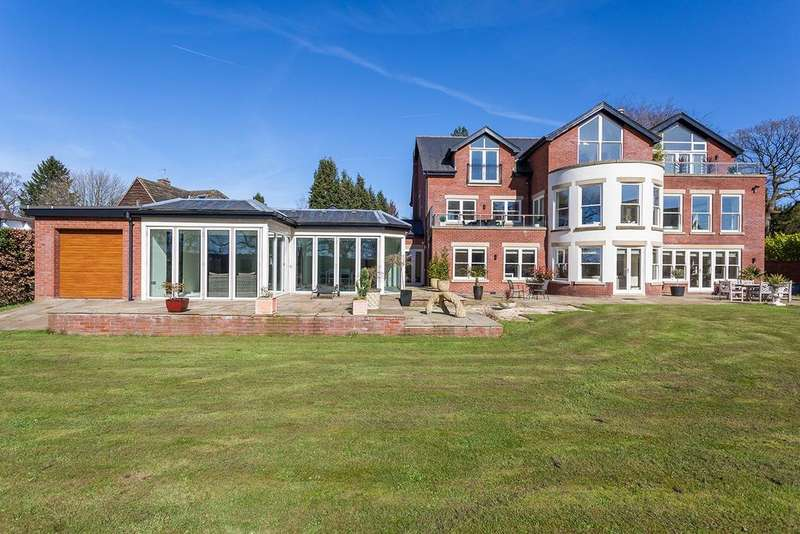 6 Bedrooms Detached House for sale in Heybridge Lane, Prestbury