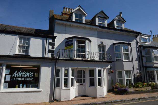 4 Bedrooms Terraced House for sale in Fore Street, Shaldon, Devon
