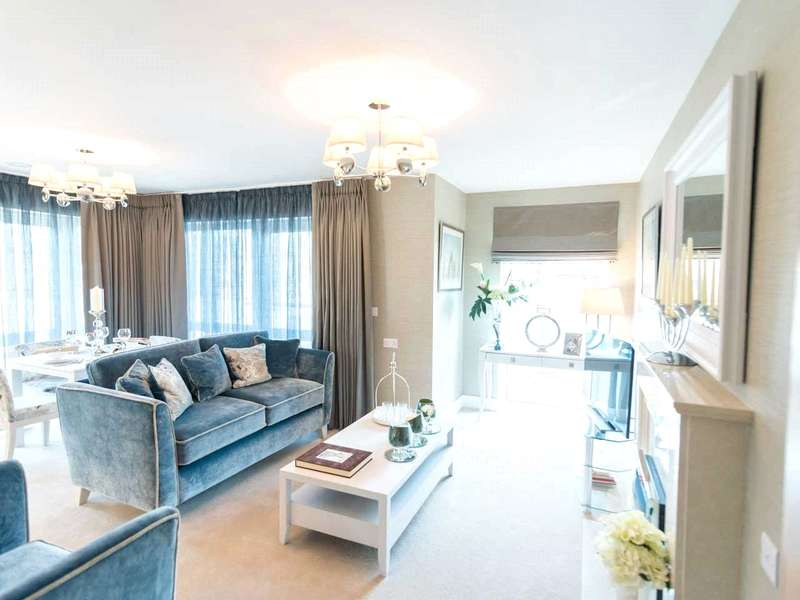 1 Bedroom Retirement Property for sale in Randolph House, Northwick Park Road, Harrow, Middlesex, HA1