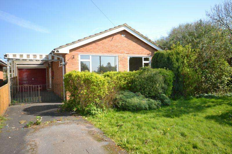 3 Bedrooms Detached Bungalow for sale in BATH CLOSE, FENITON