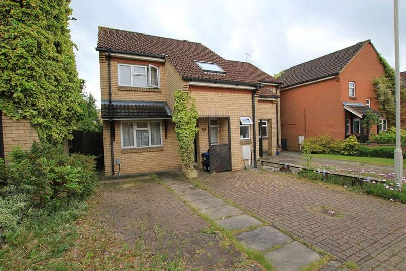 3 Bedrooms Semi Detached House for sale in Julia Gate, Stevenage