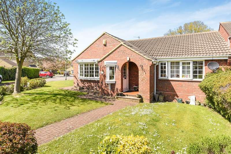 3 Bedrooms Detached Bungalow for sale in Oakdene Way, Shadwell, Leeds, LS17 8XR