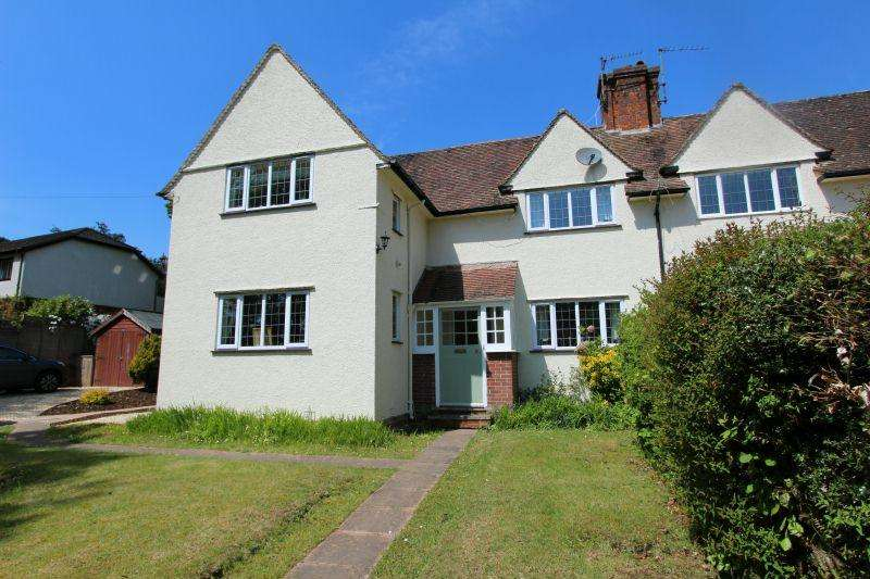 3 Bedrooms Semi Detached House for sale in WEST HILL ROAD, WEST HILL