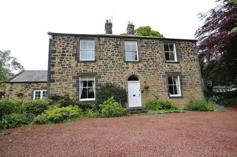 4 Bedrooms Detached House for sale in The Old Vicarage, Cramlington