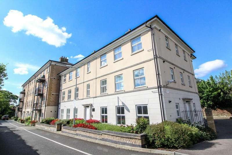 2 Bedrooms Ground Flat for sale in Crispin House, St. Helens Mews, Brentwood, Essex, CM14