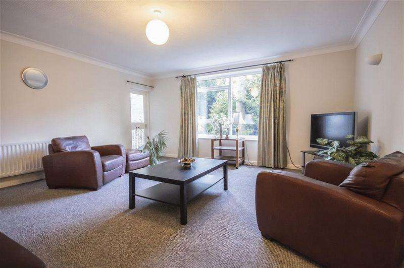 2 Bedrooms Apartment Flat for sale in Ferndene Court, Moor Road South, Newcastle upon Tyne