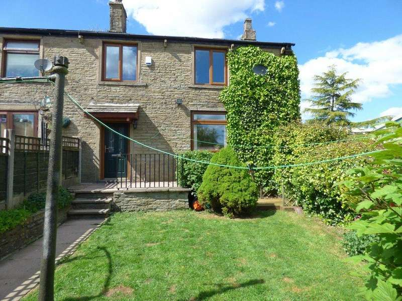 4 Bedrooms Semi Detached House for sale in Hall Fold, Whitworth, Rochdale, Lancashire, OL12
