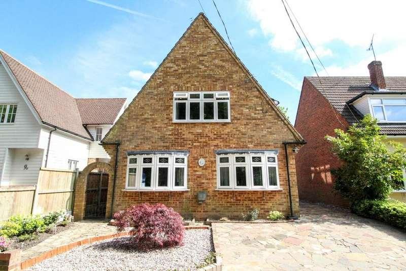 3 Bedrooms Detached House for sale in Park Lane, Brentwood, Essex, CM13