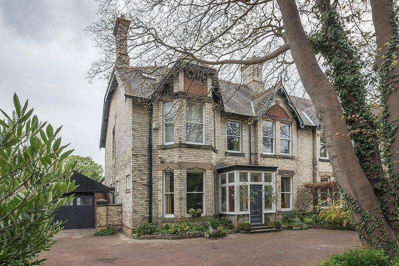 5 Bedrooms Semi Detached House for sale in Osborne Villas, Osborne Avenue, Newcastle Upon Tyne
