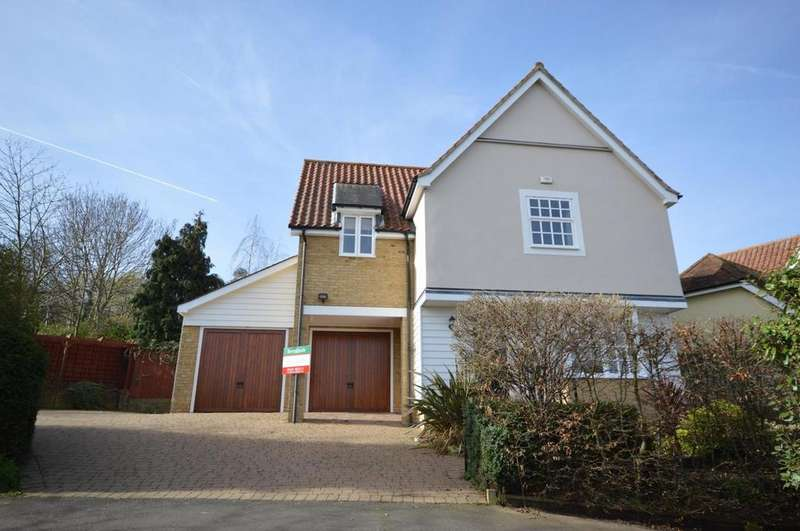 4 Bedrooms Detached House for sale in Chandlers Quay, Maldon, Essex, CM9