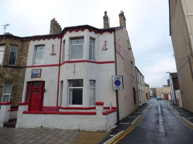 10 Bedrooms Terraced House for sale in Anchor Lodge, Station Road, Redcar