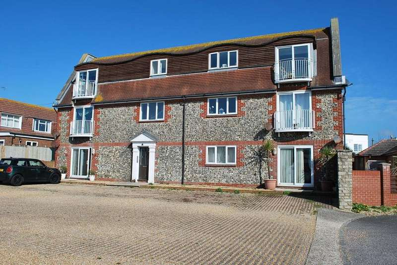 2 Bedrooms Flat for sale in Manor Farm Court, Elmer, Bognor Regis, PO22