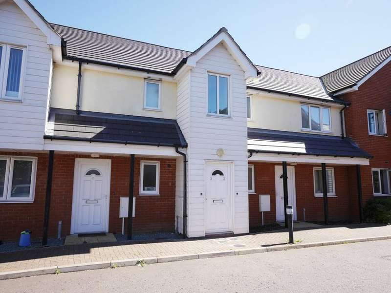 2 Bedrooms Apartment Flat for sale in Lime Tree Place, Sproughton Road