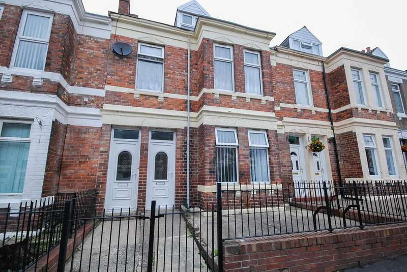1 Bedroom Flat for sale in Woodbine Street, Gateshead