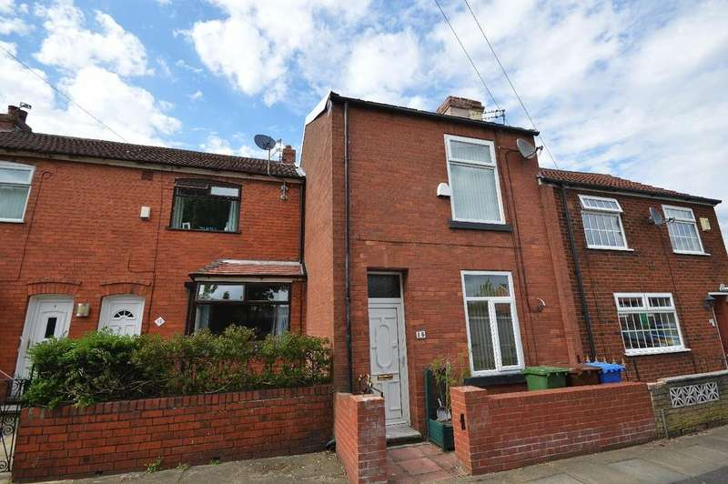 2 Bedrooms Semi Detached House for sale in Tib Street, Denton, Manchester