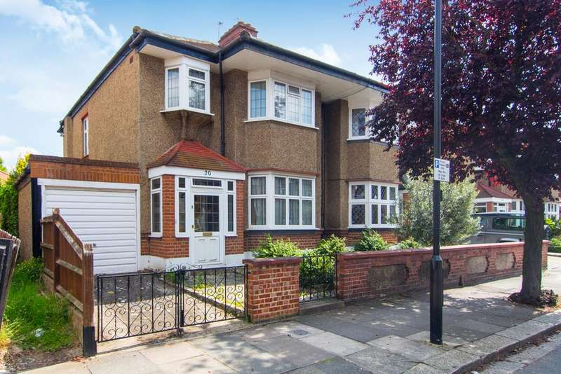 3 Bedrooms House for sale in Southdown Avenue, Hanwell