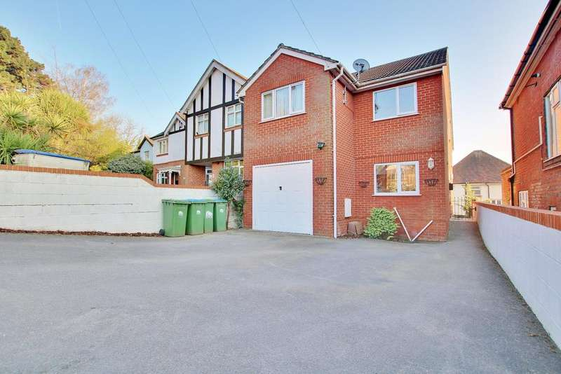 4 Bedrooms Detached House for sale in Bitterne Park, Southampton