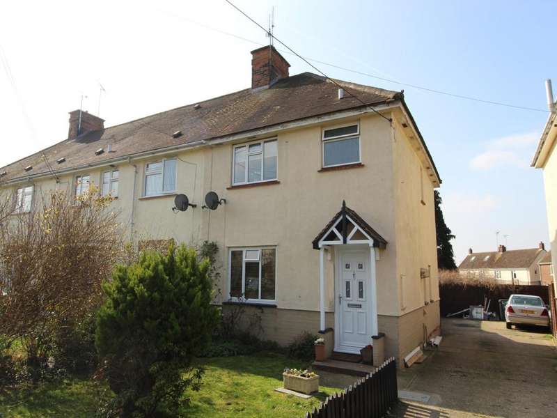 4 Bedrooms End Of Terrace House for sale in Church Street, Witham, Essex, CM8
