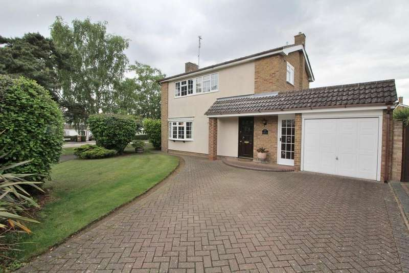 3 Bedrooms Detached House for sale in Humber Road, Springfield, Chelmsford, Essex, CM1