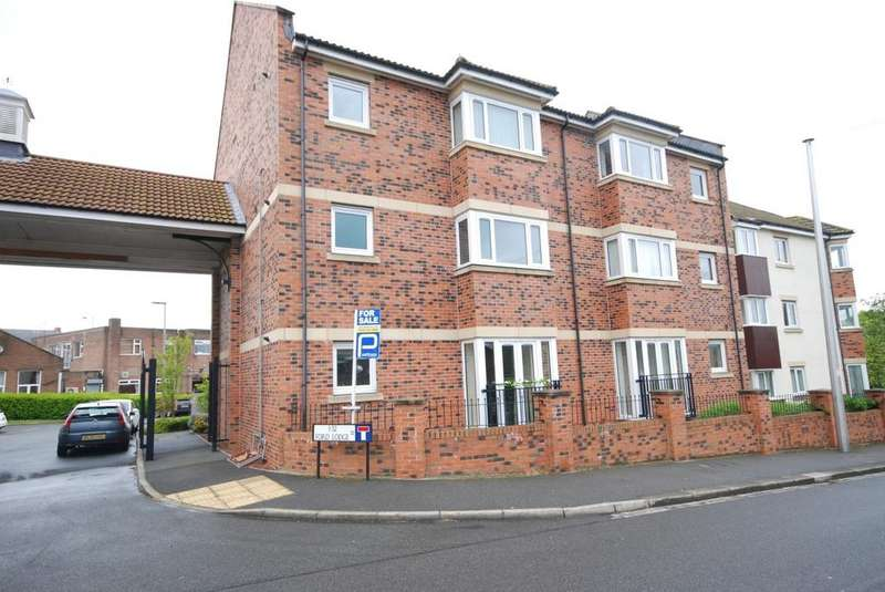 2 Bedrooms Apartment Flat for sale in Ford Lodge, South Hylton