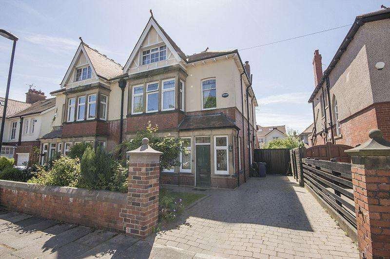 5 Bedrooms Semi Detached House for sale in Mitchell Avenue, Newcastle Upon Tyne