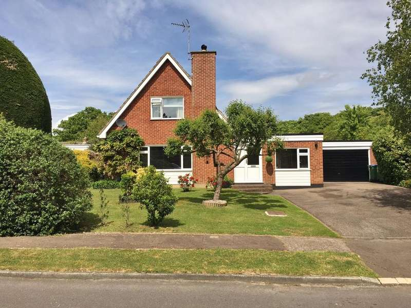 4 Bedrooms Detached Bungalow for sale in Princess Anne Road, Rudgwick, RH12
