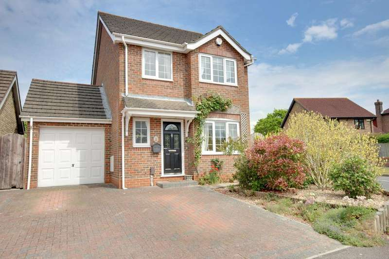 3 Bedrooms Detached House for sale in HORNDEAN